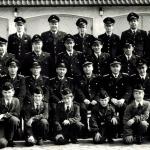 Feuerwehr Sarstedt Mannschaftsbild 1972