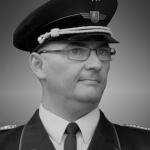 Rüdiger Schulz Stadtbrandmeister 2013 - 2019