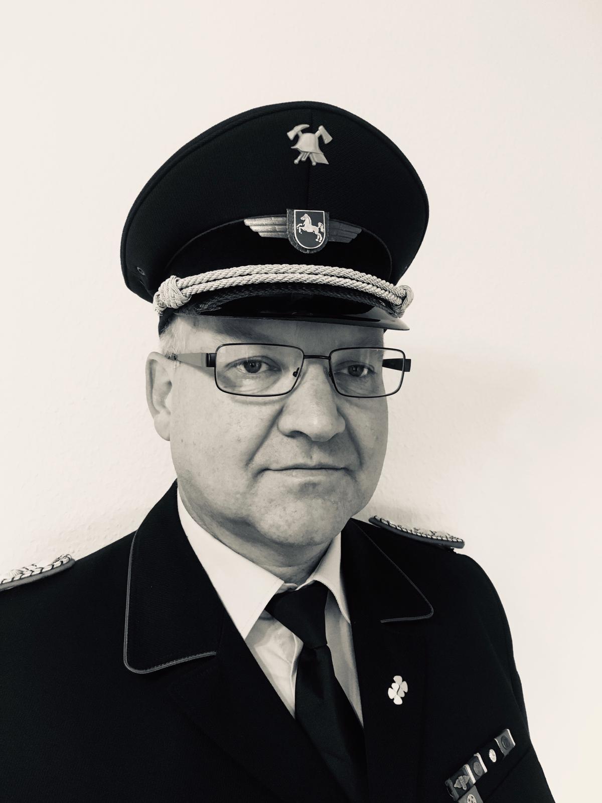 Jens Klug Stadtbrandmeister 2019 - dato