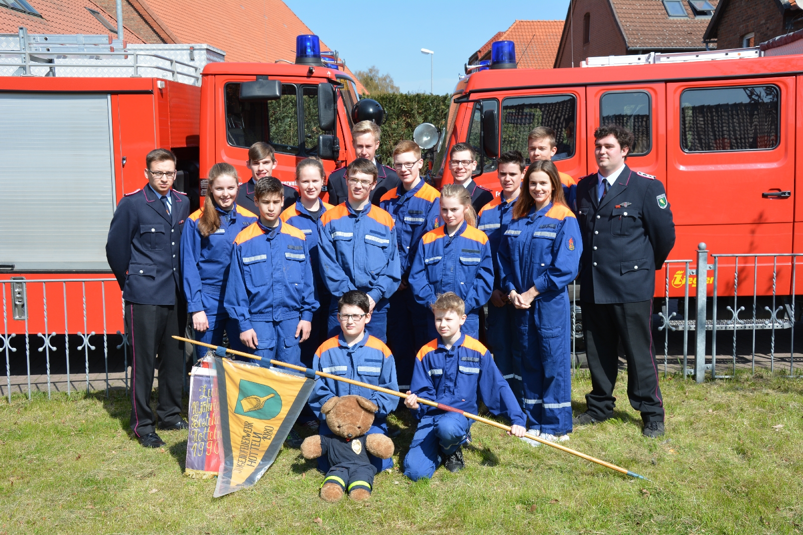 Hotteln Jugend-FW 2015