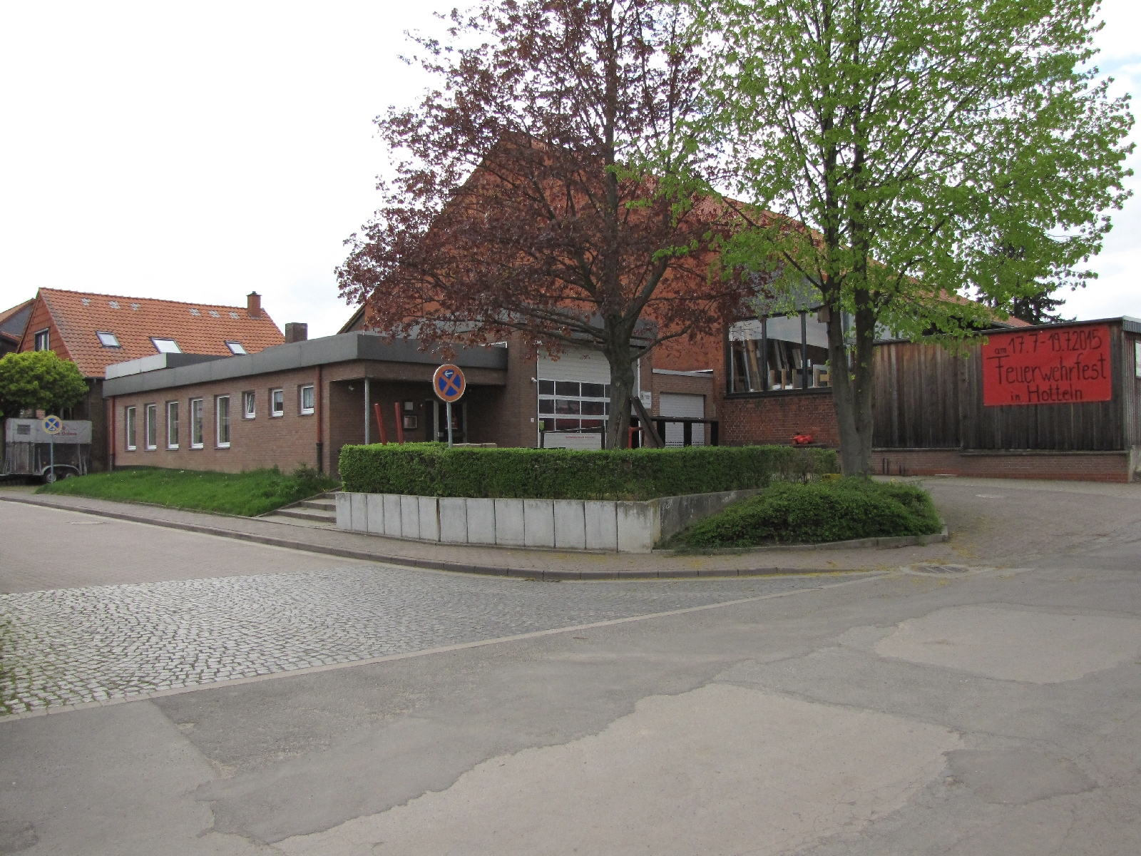 Hotteln Geraetehaus 2015